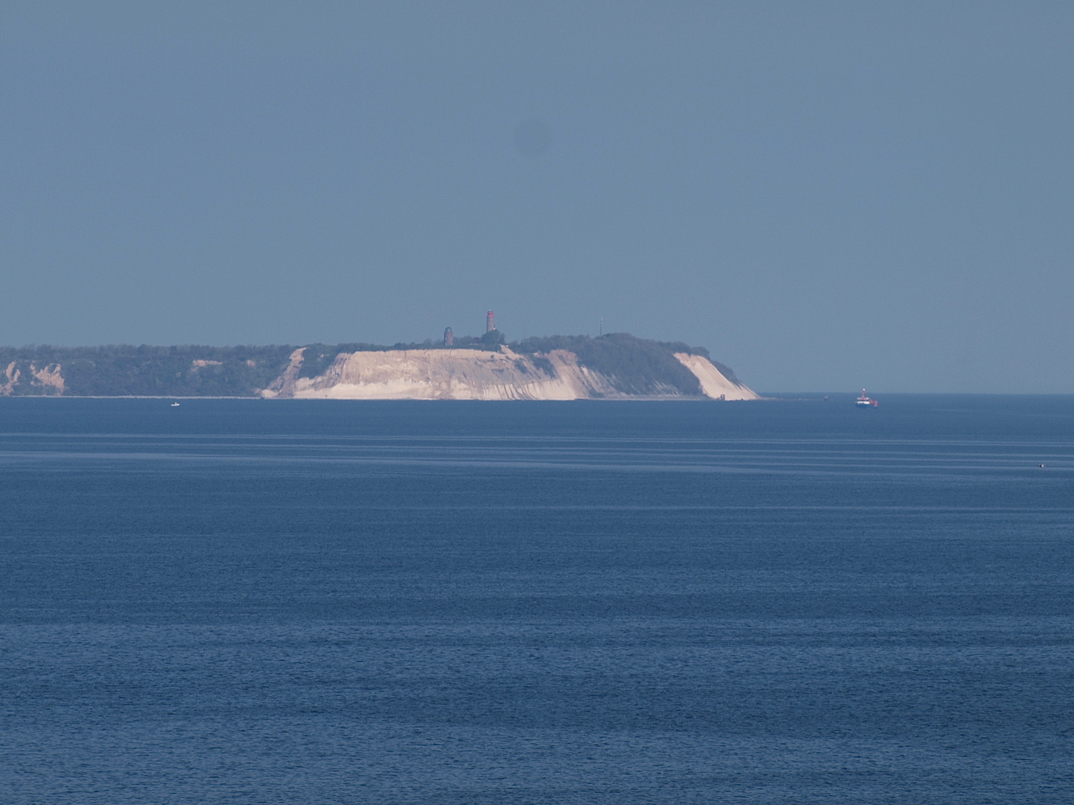 Rügen: Kap Arcona - Frühjahr 2013